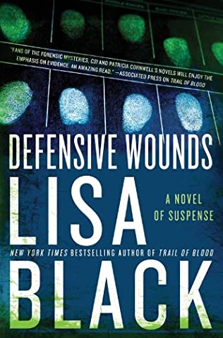 book cover of Defensive Wounds