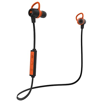 VerveLoop+ de Motorola - Auriculares Bluetooth estéreo inalámbricos ultraligeros, IP57 resistentes al agua