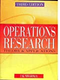 Operations Research Theory & Applications