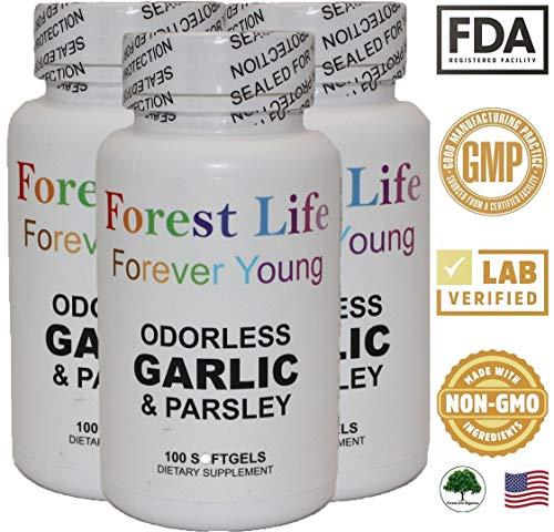 Forest Life Organics Garlic/Parsley