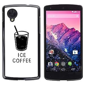Dragon Case - FOR LG Nexus 5 D820 D821 - be quick with reparation - Caja protectora de pl??stico duro de la cubierta Dise?¡Ào Slim Fit