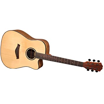 NUYI 41 Pulgadas Guitarra De Un Solo Tablero Guitarra Acústica De ...