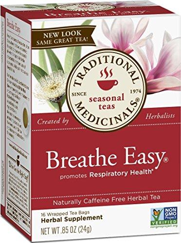 Tradional Medicinals Breathe Easy 85oz product image