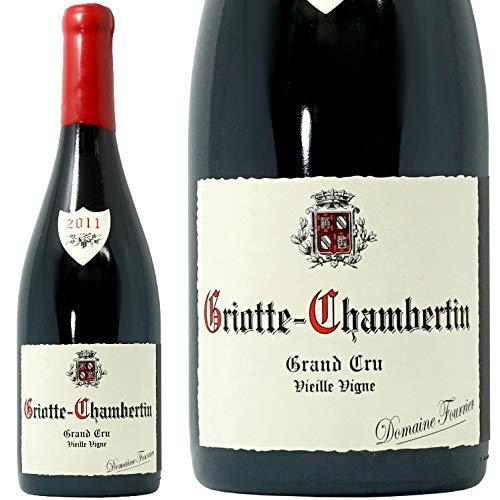 2011 グリオット シャンベルタン グラン クリュ ドメーヌ フーリエ 正規品 赤ワイン 辛口 750ml Domaine Fourrier Griotte Chambertin Grand Cru Vieille Vigne  B07NSXVYBC