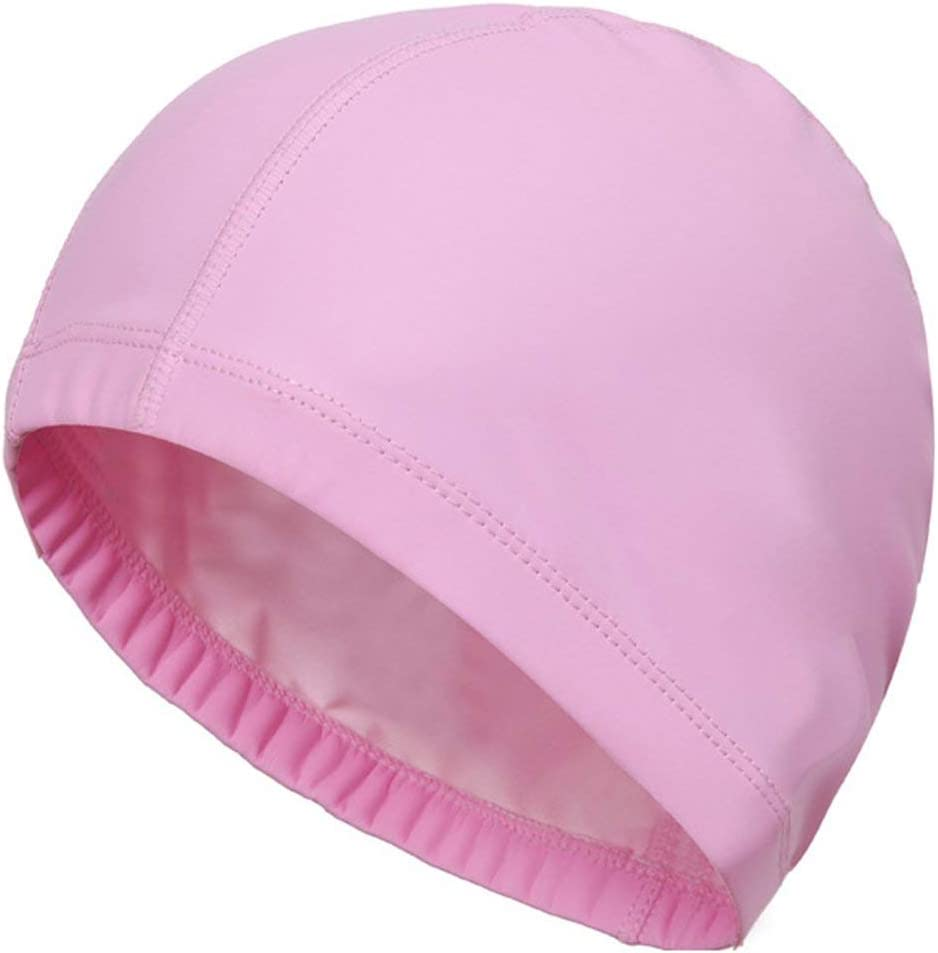 Xiaoai Swimming Cap, Waterproof PU Coating Unisex Head Hat Long Hair Hat for Women and Men for Water Sports