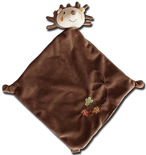 Les chatounets – Saco de dormir para bebé, tamaño 62 Peluche marioneta erizo,