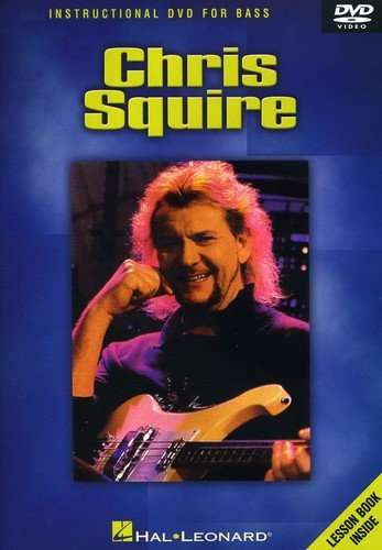 Chris Squire: Instructional Bass