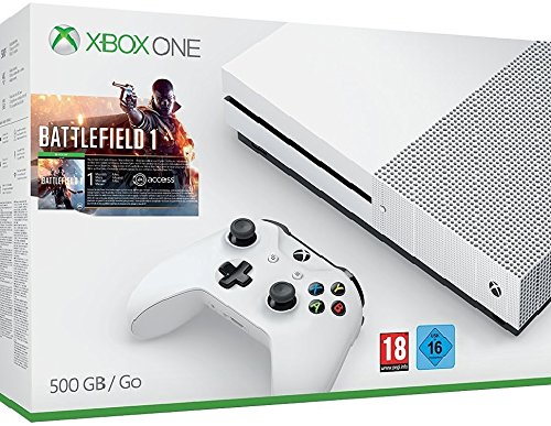 Xbox One Pack Consola S 500 GB