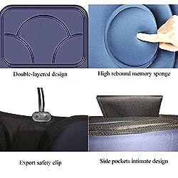 Full Body Electric Massage Mattress, Multi-Function Household Massage Blanket, Heated Vibration Massage Cushion