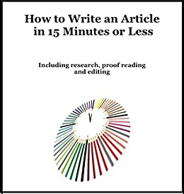 How to Write an Article in Less Than One Hour – 10 Useful Tips