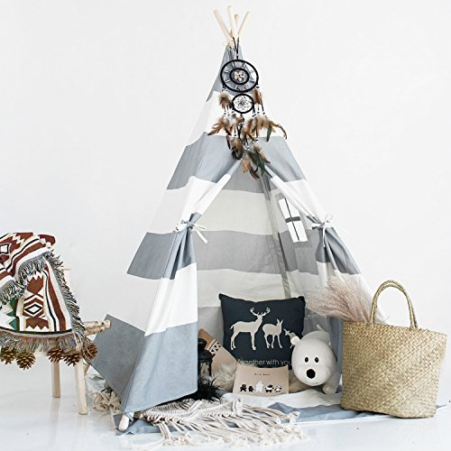 little dove Foldable Teepee Included
