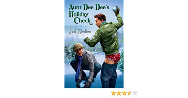 Aunt Dee Dee's Holiday Check