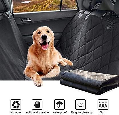 funkeen perro funda para asiento de coche, XL impermeable ...