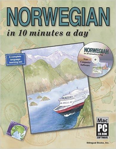 Norwegian in