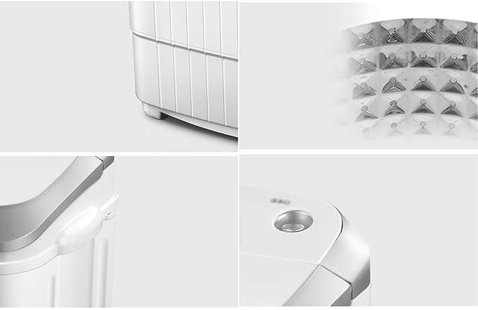LQRYJDZ Zapato Lavadora/Lavadora de Doble Uso, diseño de Doble ...