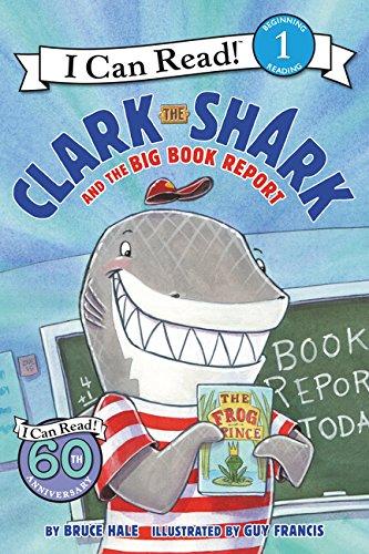 i can read clark the shark - 3