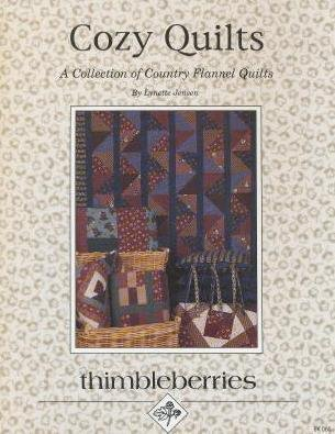 Cozy quilts: A collection of country flannel quilts