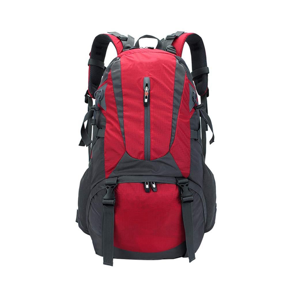 Jiu Xiu Outdoor Sports Bergsporttasche Wasserdichte und Kratzfeste Großraum-Sport-Off-Road-Reittasche mit Regenschutz //