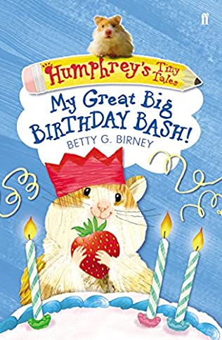 book cover of My Great Big Birthday Bash!