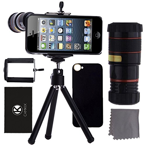 CamKix iPhone Camera Lens Kit
