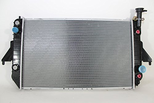 Astro Van Manual - Radiator - Pacific Best Inc For/Fit 2003 Chevy Astro GMC Safari Van 6 Cylinder 4.3 Liter Automatic/Manual PT/AC