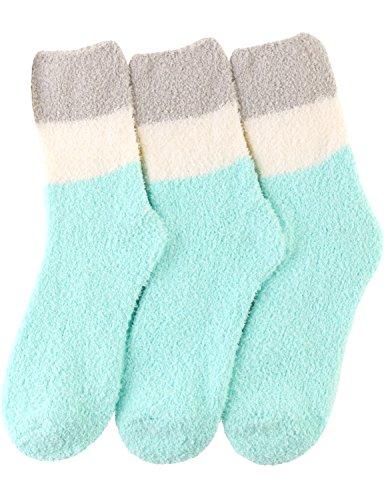 HASLRA Premium Microfiber Fuzzy Socks product image