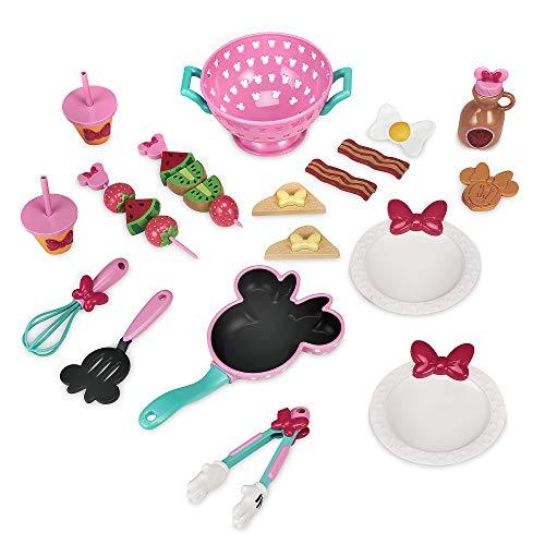 Disney Minnie Mouse Brunch Cooking Set No Color