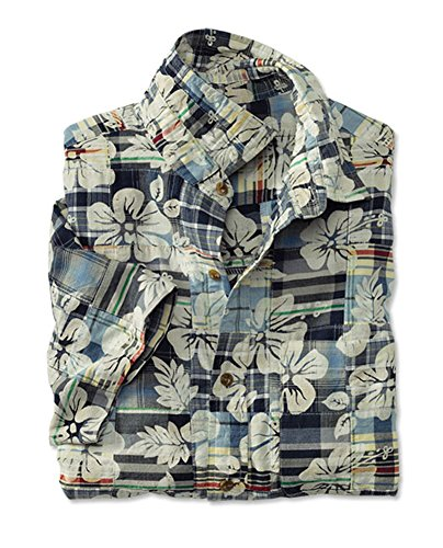 Orvis Men's Summerland Patch Short-sleeved Shirt, Large