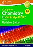 img - for Complete Chemistry for Cambridge IGCSE RG Revision Guide (Third edition) book / textbook / text book