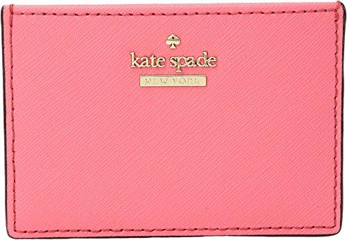 Kate Spade New York Women's Cameron Street Card Holder, Bright Flamingo, One - Kate Flamingo Spade