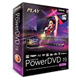 Software : Cyberlink PowerDVD 19 Ultra: Most Powerful Media Player for PCs