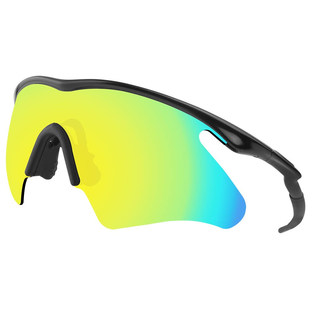 864fd76f1c Amazon.com  Dynamix Polarized Replacement Lenses for Oakley M Frame Heater  - Multiple Options  Clothing