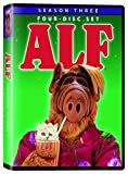 Alf: Season Three [DVD] [1987] [Region 1] [US Import] [NTSC]
