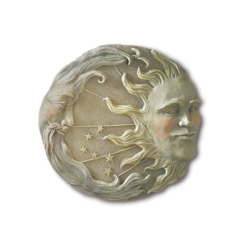 Gifts Decor Celestial Moon Plaque product image