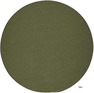 product image for Rhody Rug Venice Indoor/Outdoor Rug Olive
