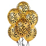 Leopard Spots Latex Balloons Party Accessory, Health Care Stuffs