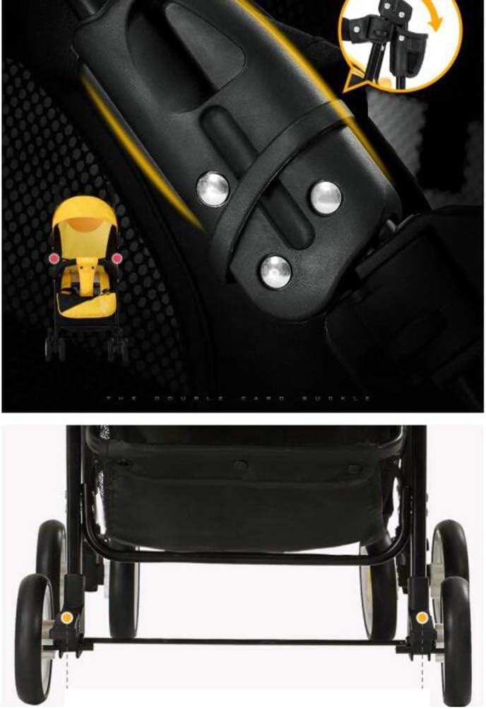 赤ちゃんのベビーカーのプッシュチュートレン軽量コンパクトなバギーの折り畳み式旅行に適しています
