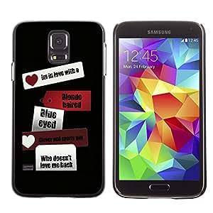 - BLACK SIGN LOVE TEXT TRAVEL BLACK HEART - - Monedero pared Design Premium cuero del tir???¡¯???€????€?????n magn???¡¯&
