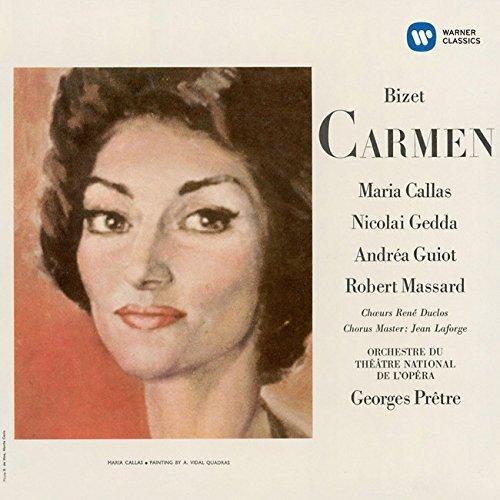 SACD : Maria Callas - Bizet: Carmen (Japan - Import)