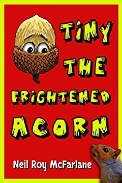 Tiny the Frightened Acorn