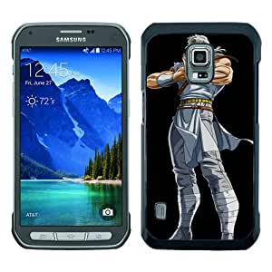 Popular Sale Samsung Galaxy S5 Active Case,Toki Black Customized Picture Design Samsung Galaxy S5 Active Phone Case