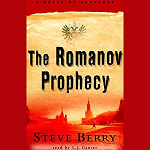 The Romanov Prophecy Hörbuch