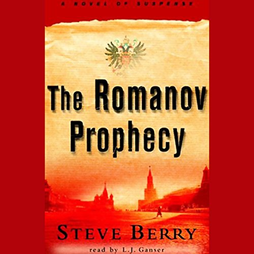 The Romanov Prophecy Audiobook [Free Download by Trial] thumbnail