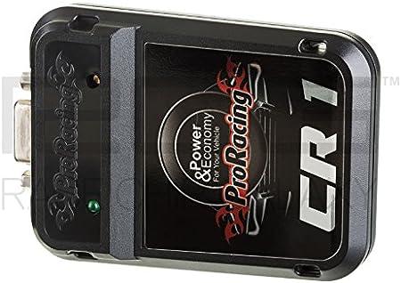 Chiptuning ProRacing CR Pro Serie pour 120d E81 E82 E87 E88 2.0D 120 kW 163 CV Tuning box Chip tuning avec garantie de puissance de moteur