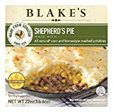 BLAKES All Natural Family Size Shepherd s Pie, 22 Ounce (Pack of 6)