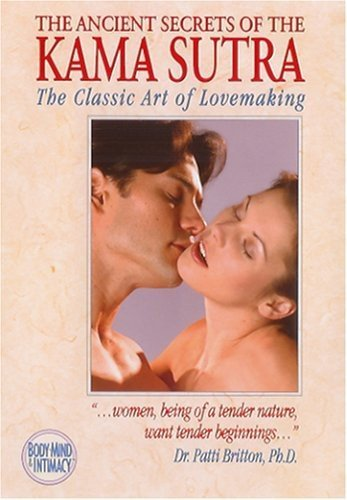 The Ancient Secrets of The Kama Sutra (Sex Position Dvd)