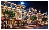 USA Disneyland California Stre