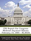 Crs Report for Congress, Sibyl Tilson, 1294255983