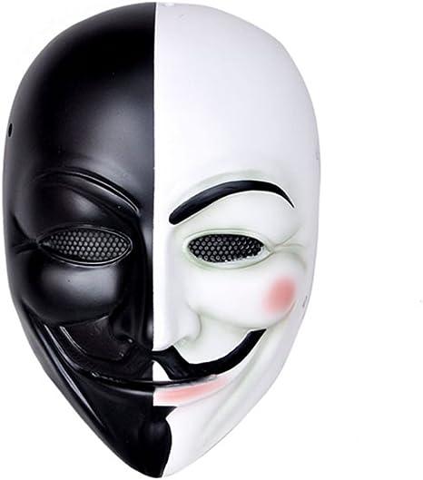 Spod réplica de V de Vendetta anónimo máscara de disfraz de ...