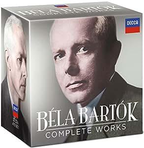 Bela Bartok Various Conductors Antal Dorati Ferenc